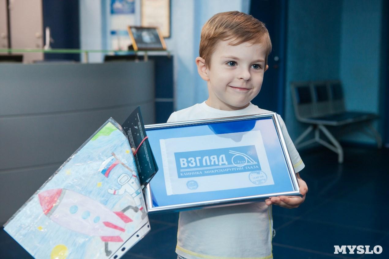 Корнеев Артём (5 лет) занял 3-е место.